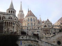 Budapest Castle - January 2013