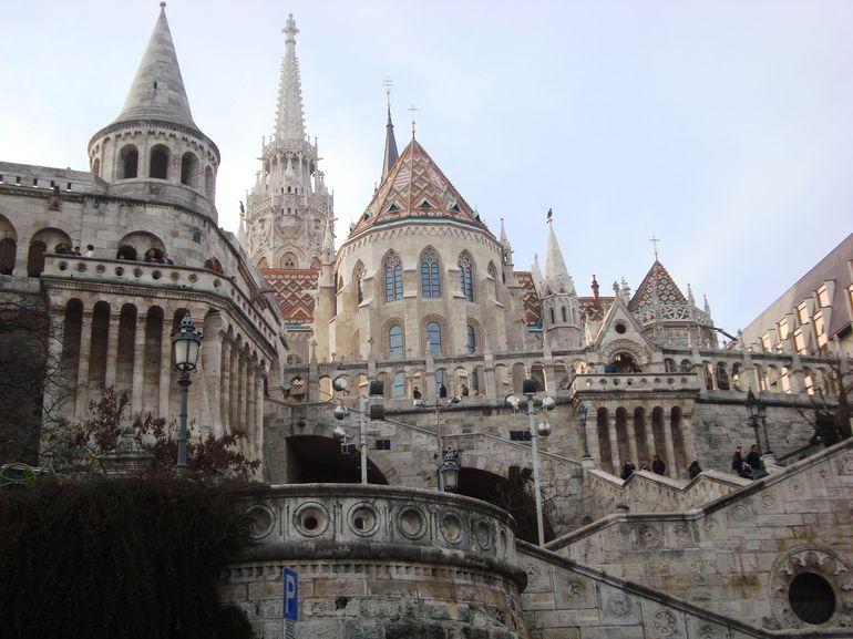 Budapest Castle -