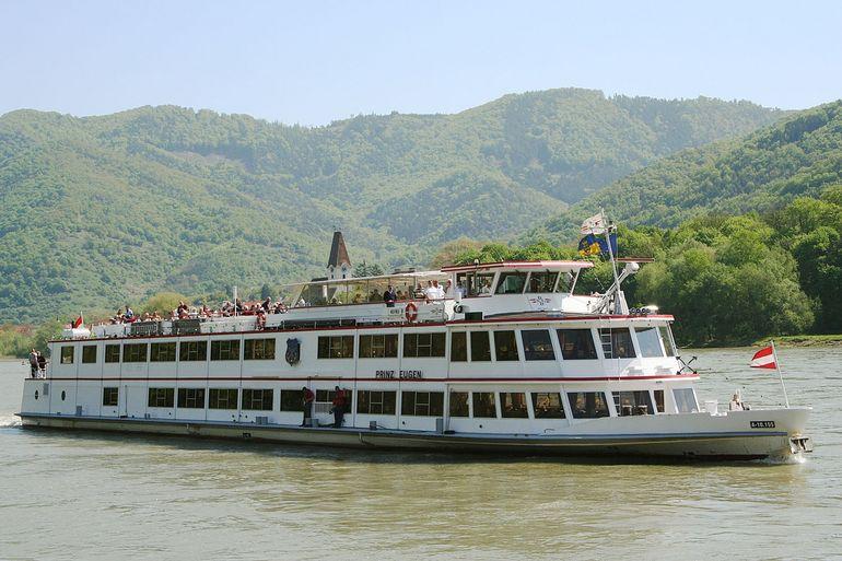 Danube River day trip - Vienna