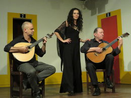 Fado performance on the Sunset and Fado tour. , Rebecca C - October 2015