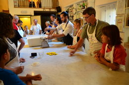 Florence Cooking Class, Jeff - July 2012