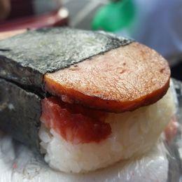 Spam sushi!, Sherry O - March 2015