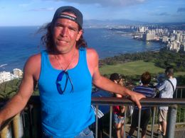 My son, Jason, made it to the top of Diamond Head. , Linda Z - June 2011