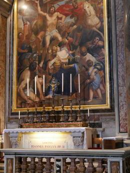 hotel dédié à Jean Paul II , jsv92-3 - August 2016