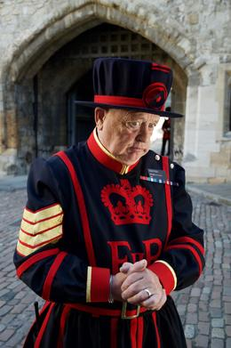 Key ceremony at the Tower of London , Kevin J - August 2016