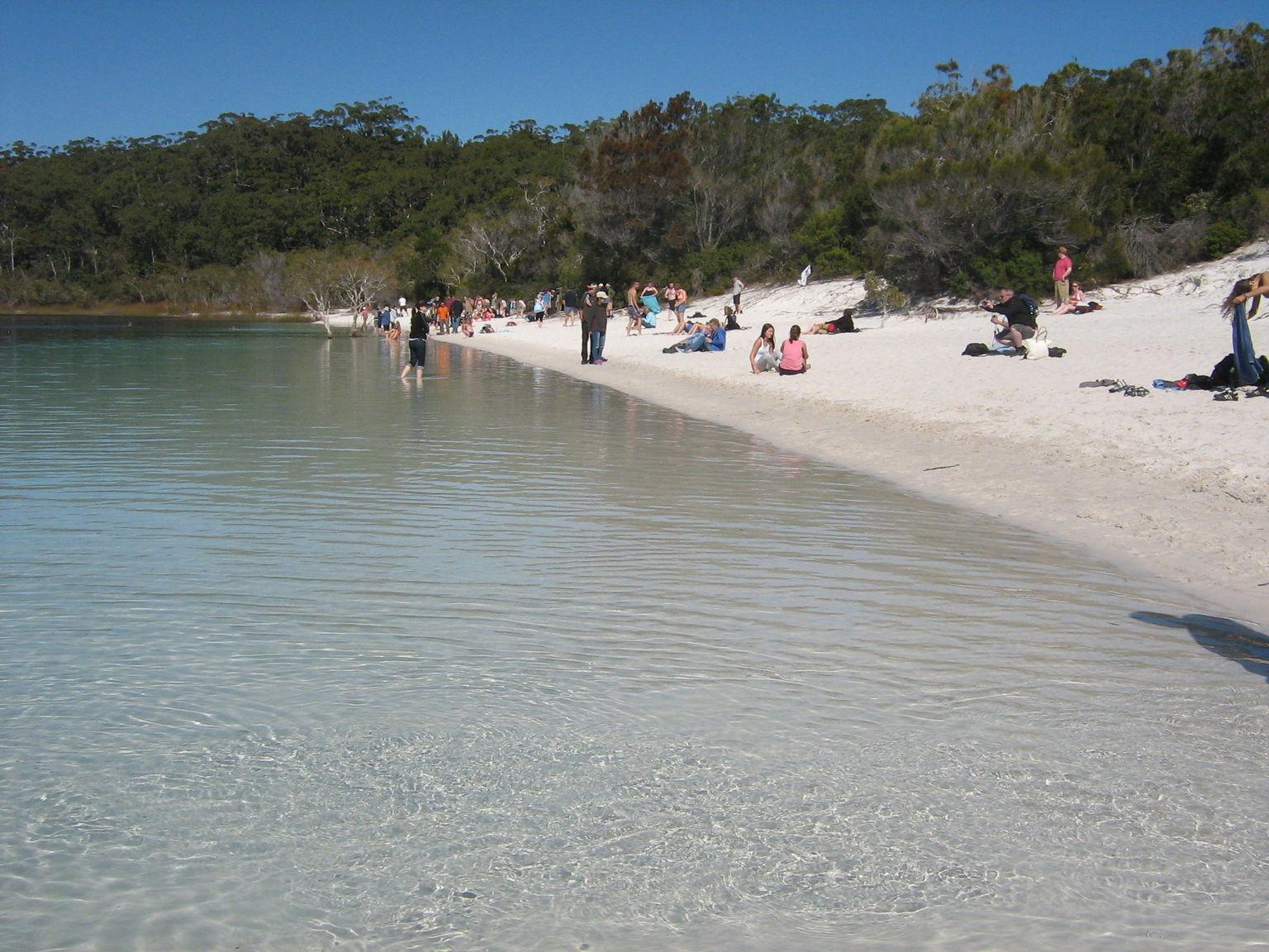 MAIS FOTOS, All-Inclusive Fraser Island Day Tour