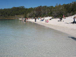 The crystal clear water is a sight to be seen , JENNIFER B - August 2015