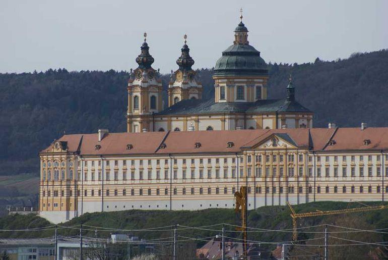 Melk Abbey - Vienna