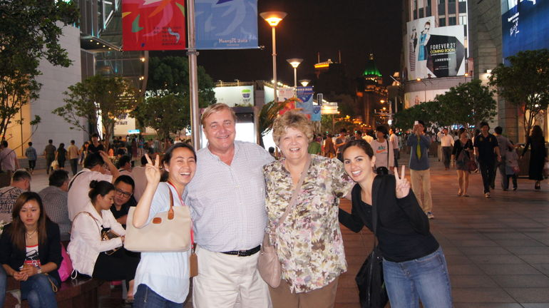 Huangpu River Cruise and Bund City Lights Evening Tour of Shanghai photo 12