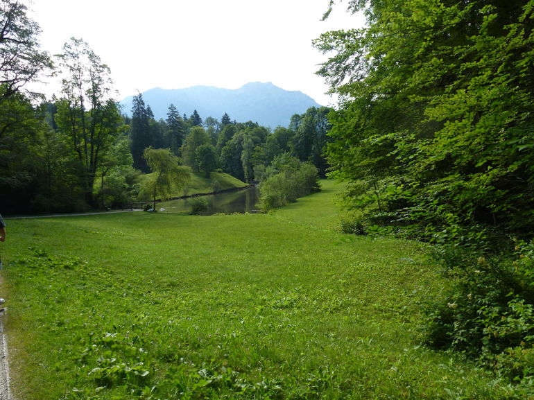 Near Linderhof Castle - Munich