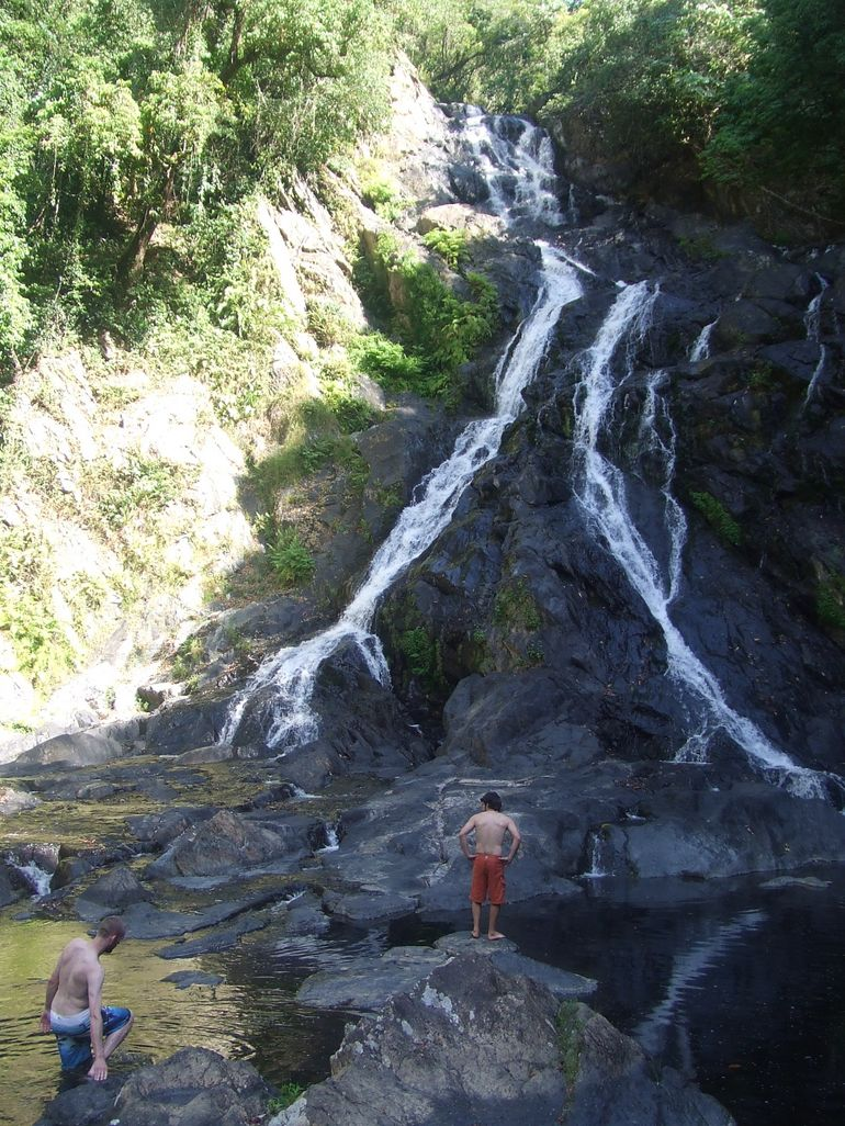 Niau Falls - Cairns & the Tropical North