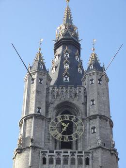In Ghent , Mardi - October 2012