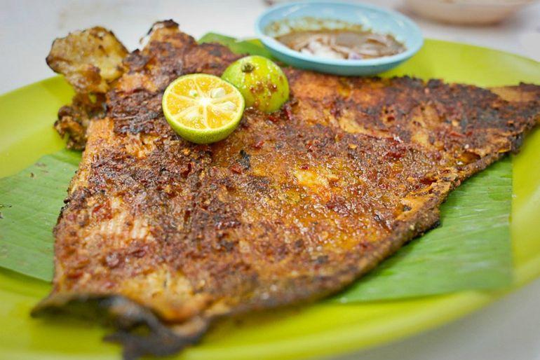Pork dish - Kuala Lumpur