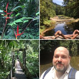 A few shots from the nature walk before we headed up to the tram. , Mike M - September 2016