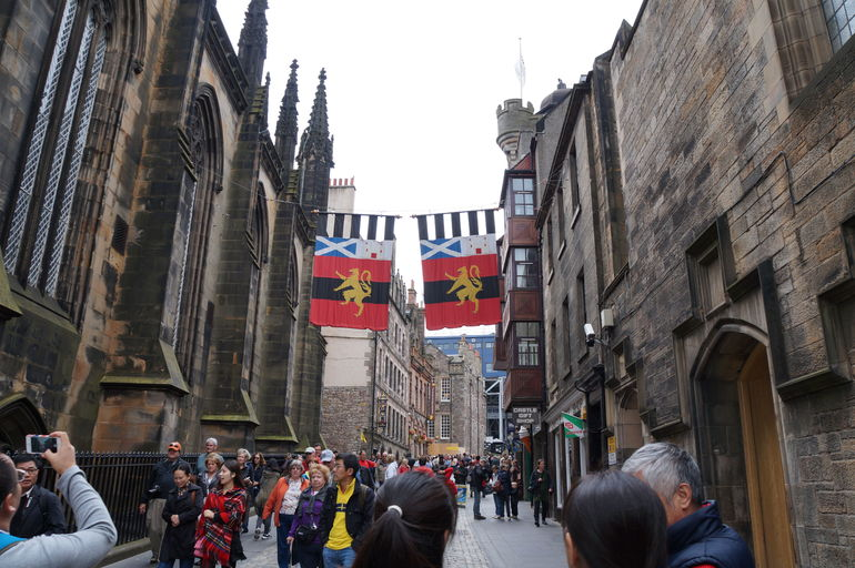 Historical Walking Tour with Optional Skip the Line Entry to Edinburgh Castle photo 38