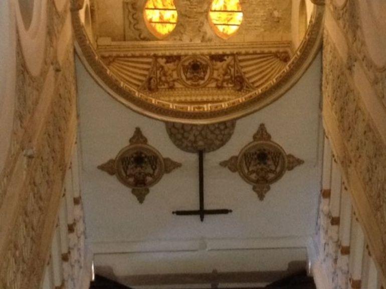 Synagogue Santa Maria - Madrid