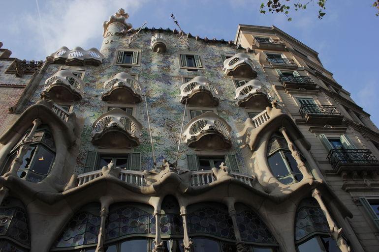 The Casa Batlo - Barcelona