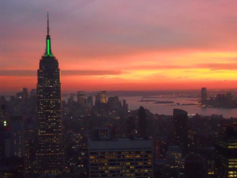 View to Hudson - New York City