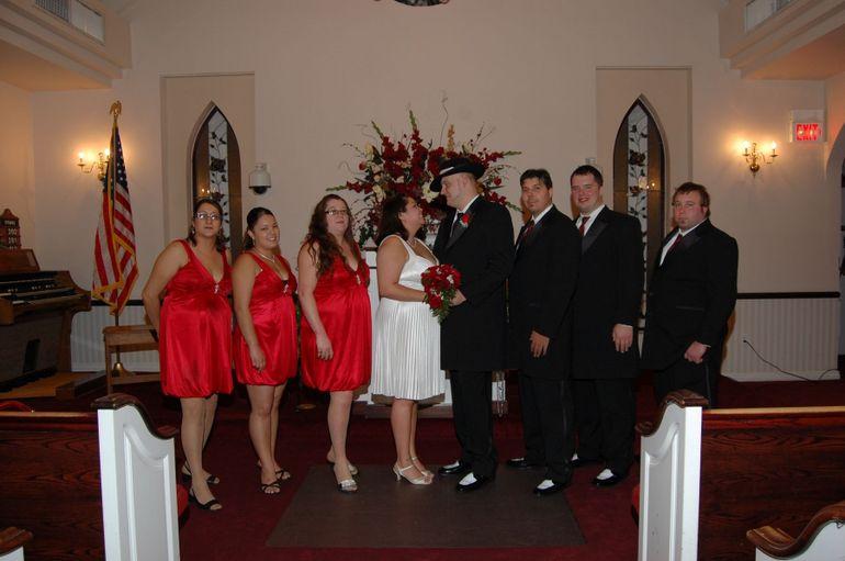 wedding party - Las Vegas