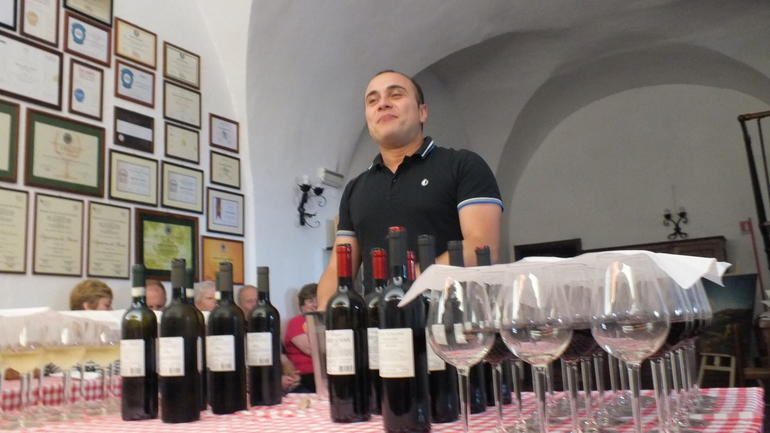 Frascati Wine Tasting Guided Tour from Rome photo 20