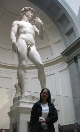 Accademia Gallery: A must-see when in Florence. , ALICE C - October 2014