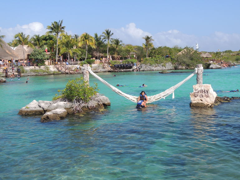 Xel Ha - Cancun