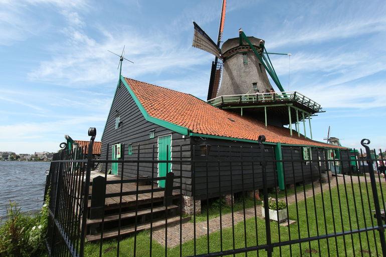 Zaanse Schans Windmills - Amsterdam