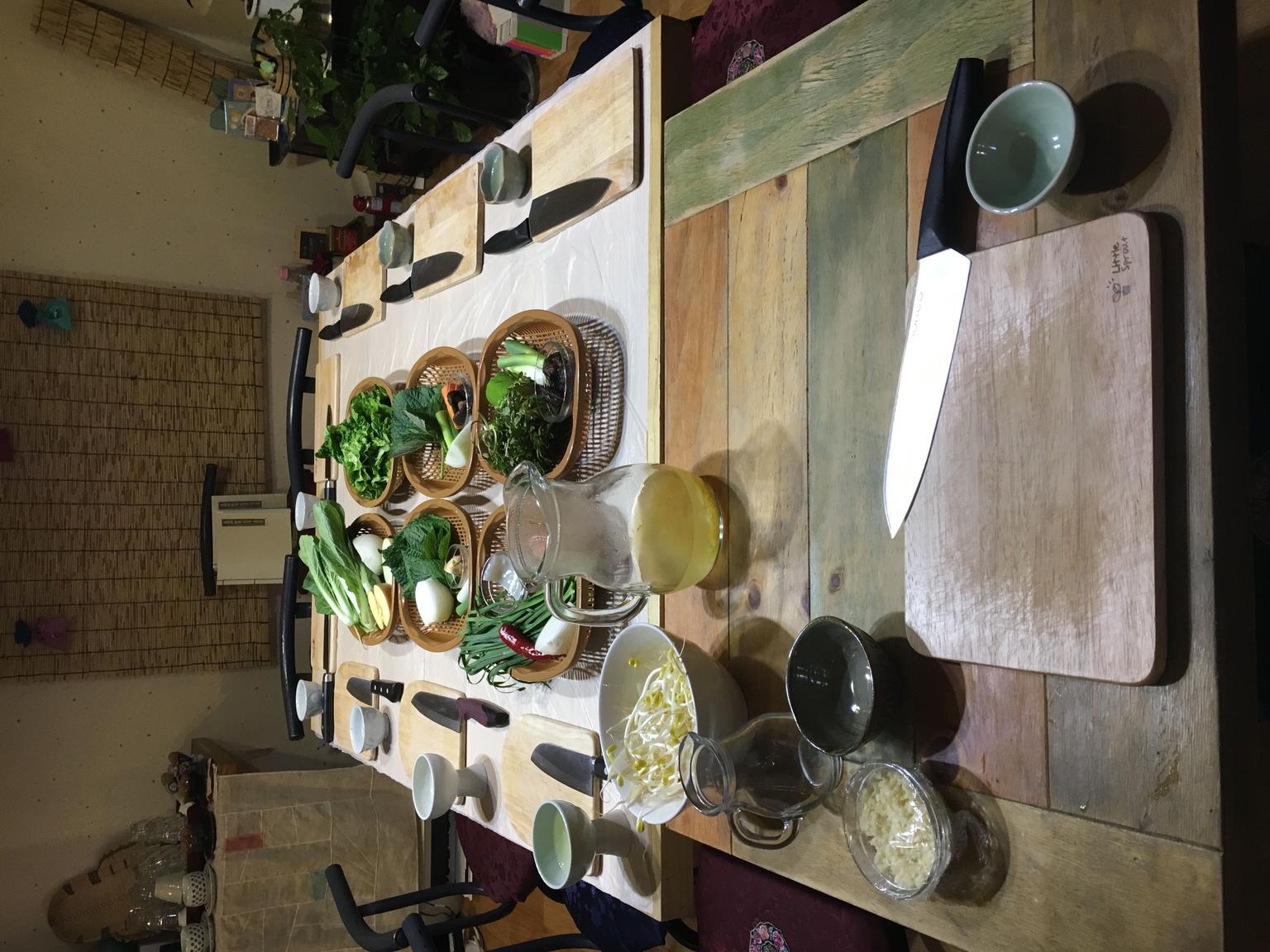 MÁS FOTOS, Experiencia de cocina tradicional en una casa de estilo coreano en Seúl