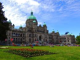 Victoria's parliament building , Kevin F - September 2017