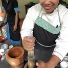 Clases de cocina en un poblado camboyano, Siem Reap, CAMBOYA