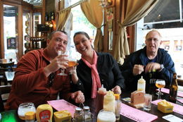 A toast to Brussels! , Destini K - November 2012
