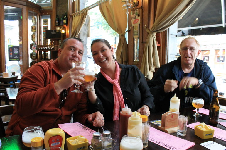 A toast to Brussels! - Brussels