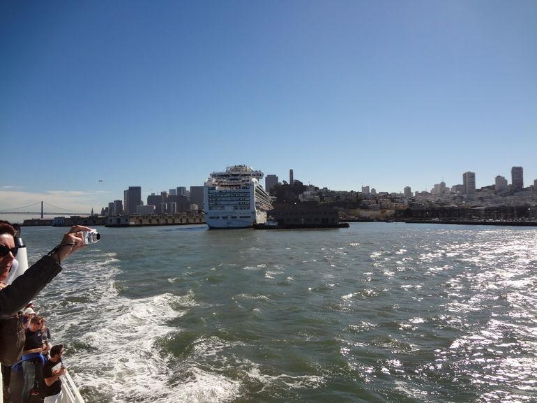 Alcatraz Ferry - San Francisco