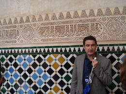 Our tour guide was well informed and very helpful in providing us with an understanding of the symbols and colors used in the Palace's architecture. , David F - August 2011
