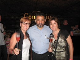 Winery tour and Cava - fantastico!, Cindy W - September 2010