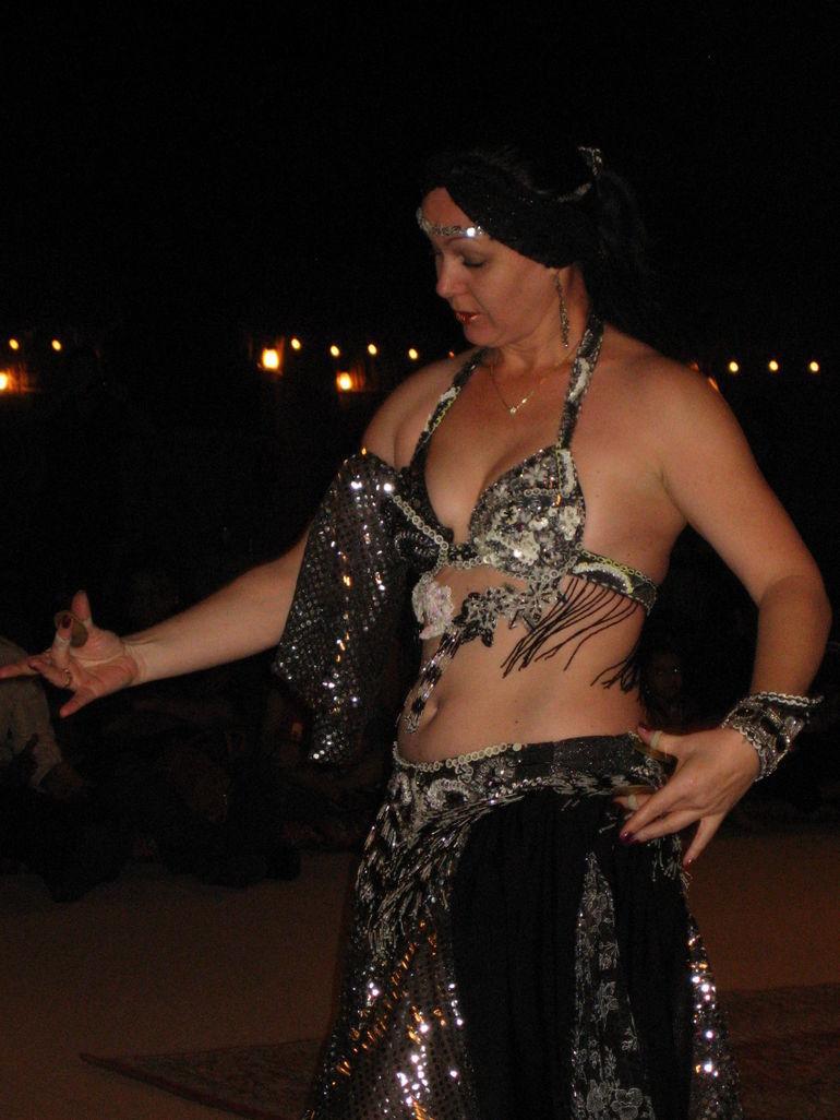 Belly dancer - Dubai