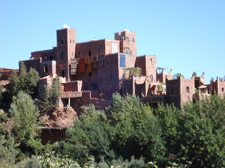 Berber village outside of Marrakech - Marrakech