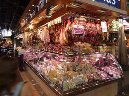 Boquieria Market in Barcelona., Andrey Y - June 2008