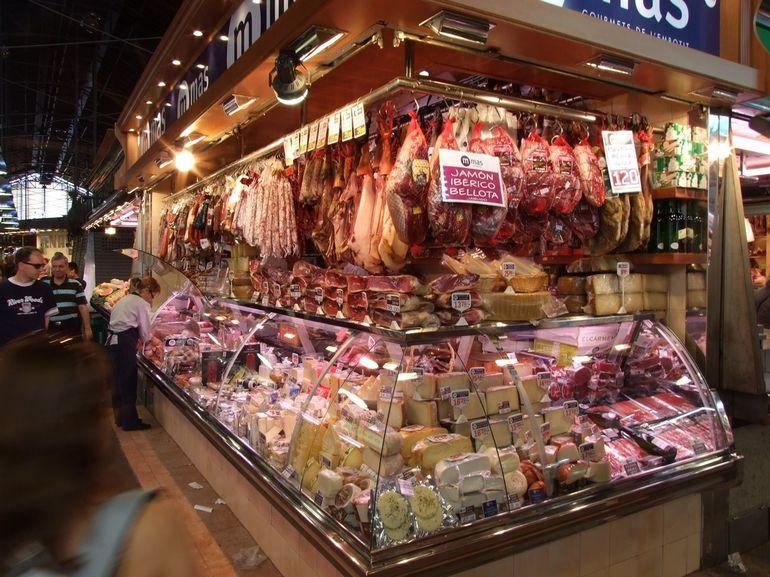 Boquieria Market - Barcelona