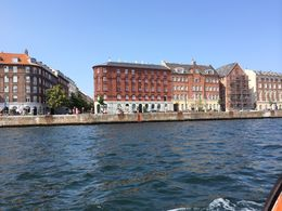 Sights of Copenhagen from the canal tour. , Anita S - August 2014