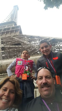 Family Vacation 2016 , Patricia R - June 2016