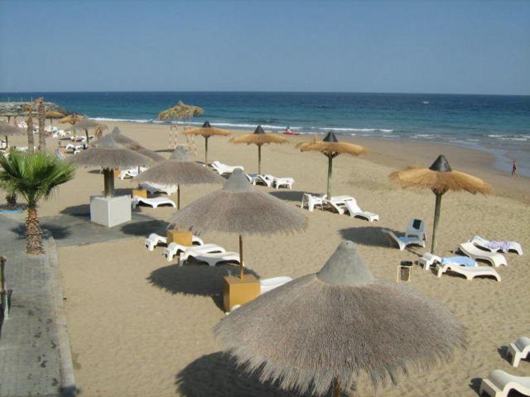 Gulf of Oman from Sandy Beach Hotel - Dubai