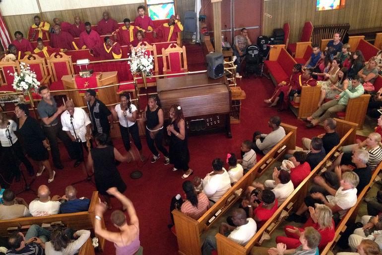 Harlem Wednesday-Morning Gospel Tour