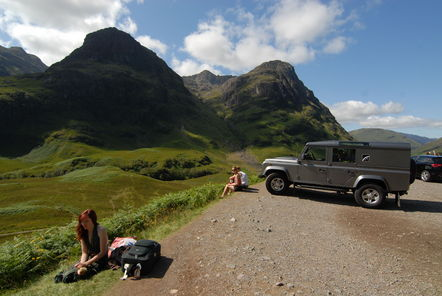 Tours To Fort William From Glasgow