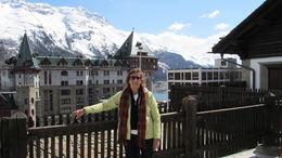 St. Moritz , mariela - May 2016