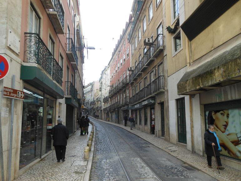 Mouraria neighborhood - Lisbon