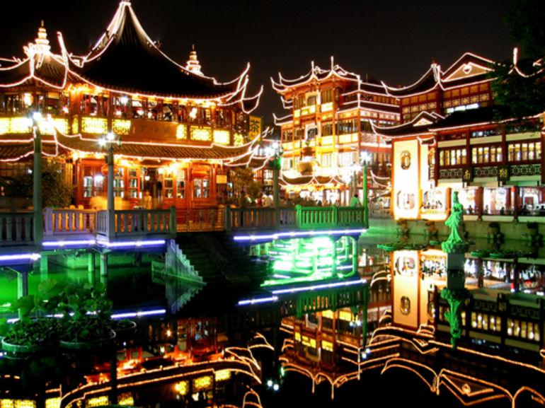 old-town-shanghai - Shanghai