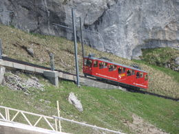 Steepest Cogwheel railway in the world , Jojo J - June 2011