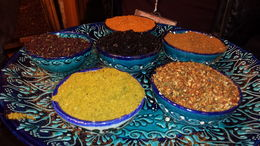 All kinds of spices. The vendor they took us to was very nice and welcoming , Ranjit B - May 2015