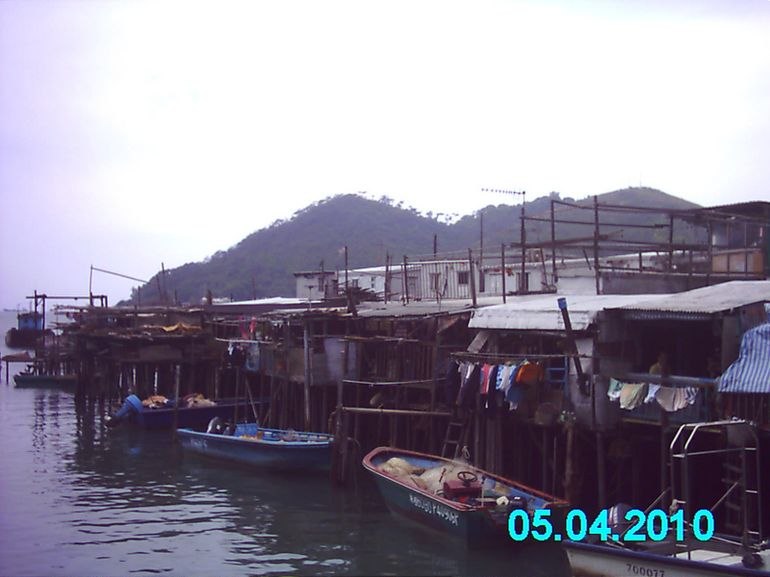 Tai-O fishing village - Hong Kong